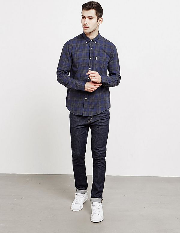 Barbour Plaid Long Sleeve Shirt - Online Exclusive