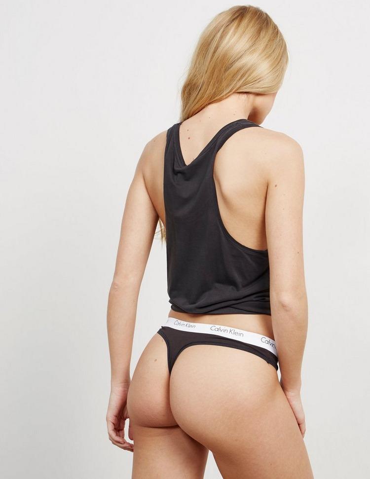 Calvin Klein Underwear Branded Thong