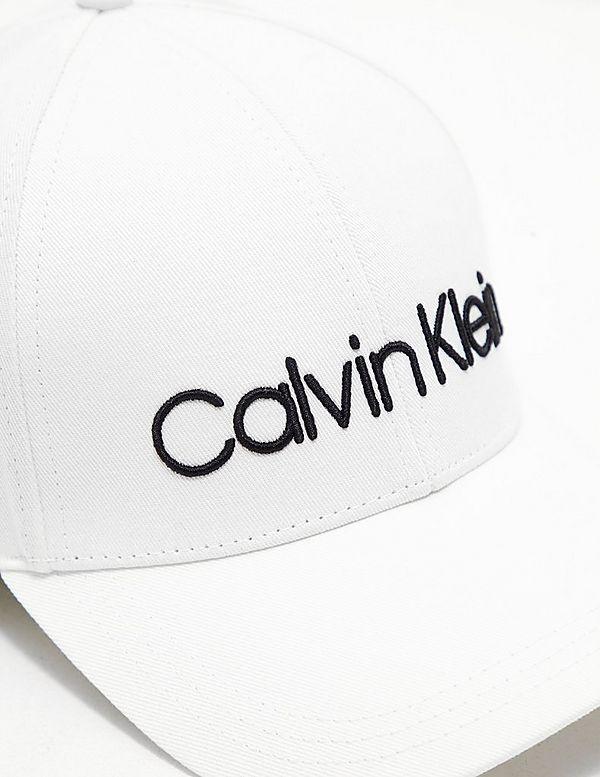Calvin Klein Jeans Logo Cap