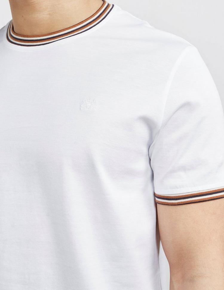 Aquascutum Mercer Short Sleeve Tipped T-Shirt - Exclusive