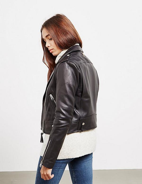 Mackage Baya Leather Jacket - Online Exclusive