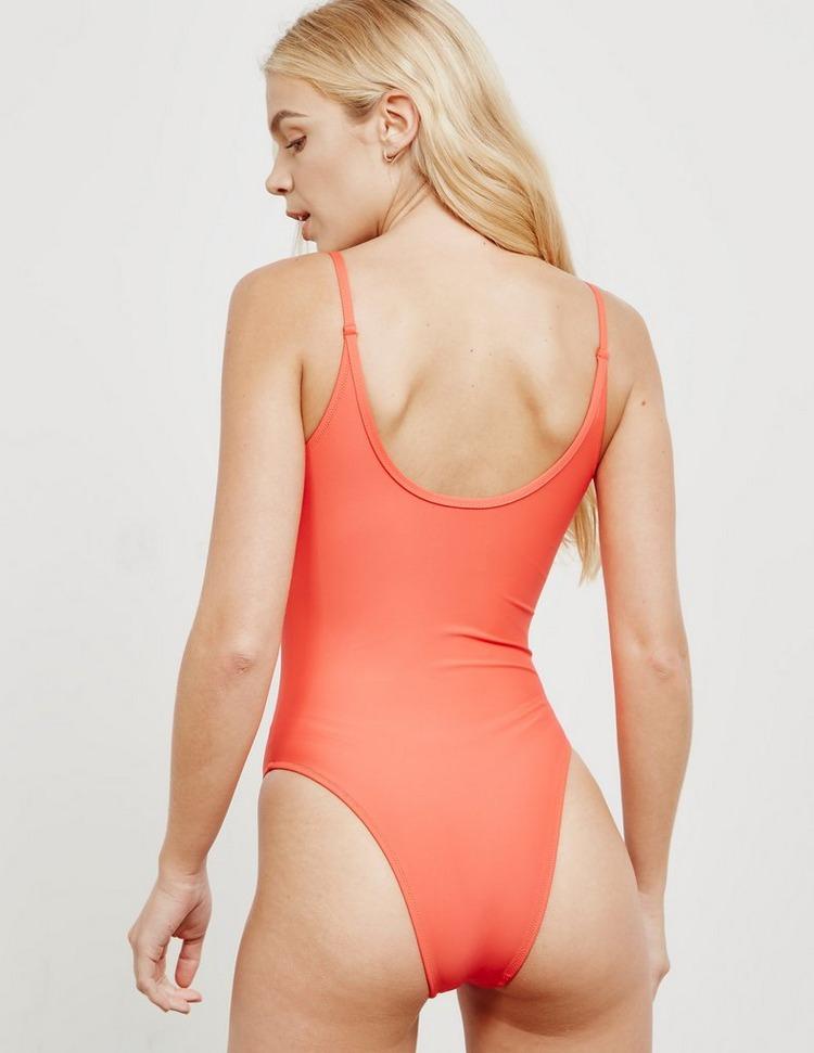 Calvin Klein Swim Scoop Swimming Costume