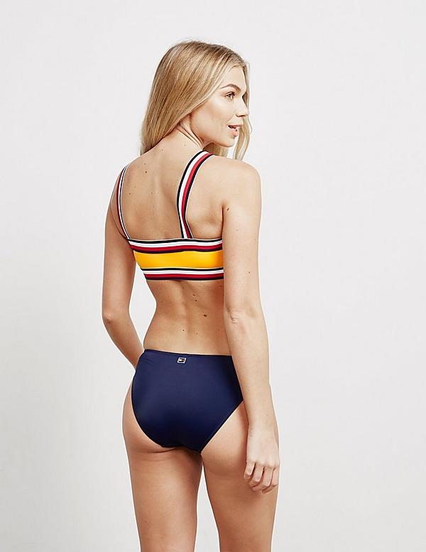 Tommy Hilfiger Swim Cross Strap Bikini Top - Online Exclusive