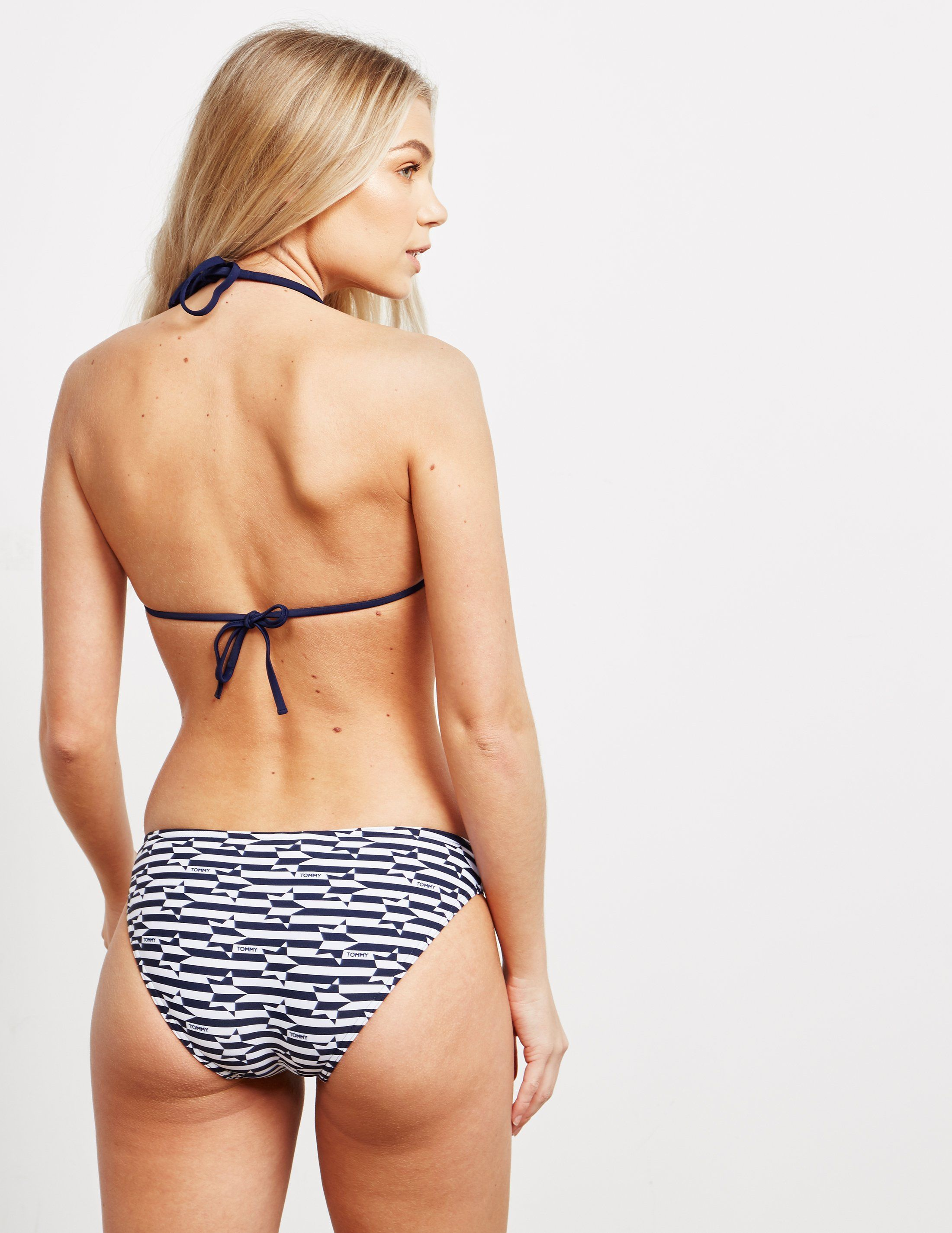 Tommy Hilfiger Swim Star Bikini Bottoms - Online Exclusive