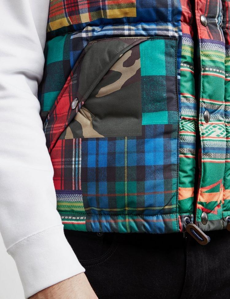 Polo Ralph Lauren Patch Gilet - Online Exclusive
