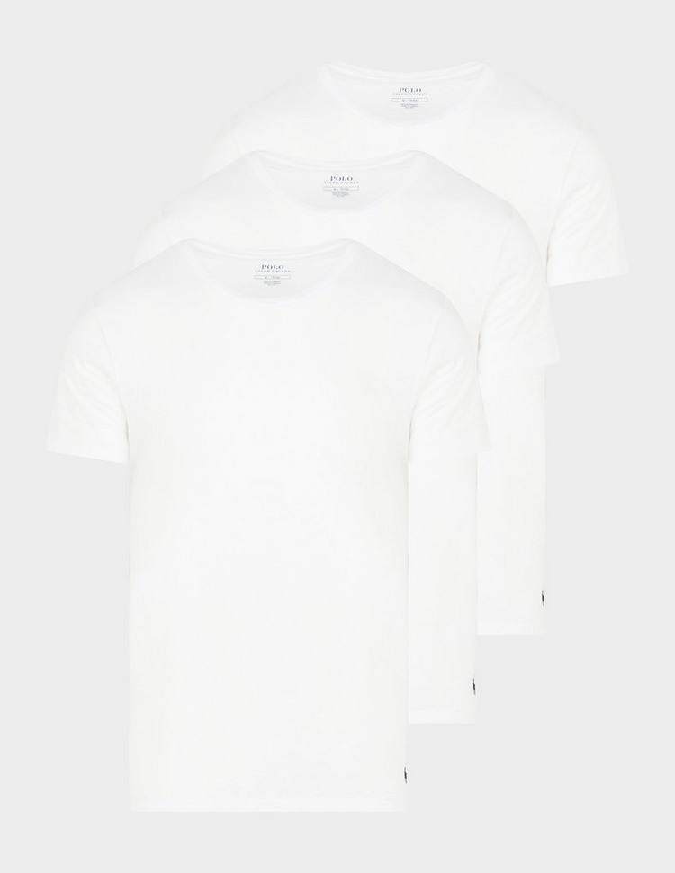 Polo Ralph Lauren Underwear 3-Pack Short Sleeve T-Shirt