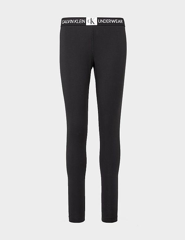 ddd4284a76ccb Calvin Klein Underwear Monogram Leggings   Tessuti
