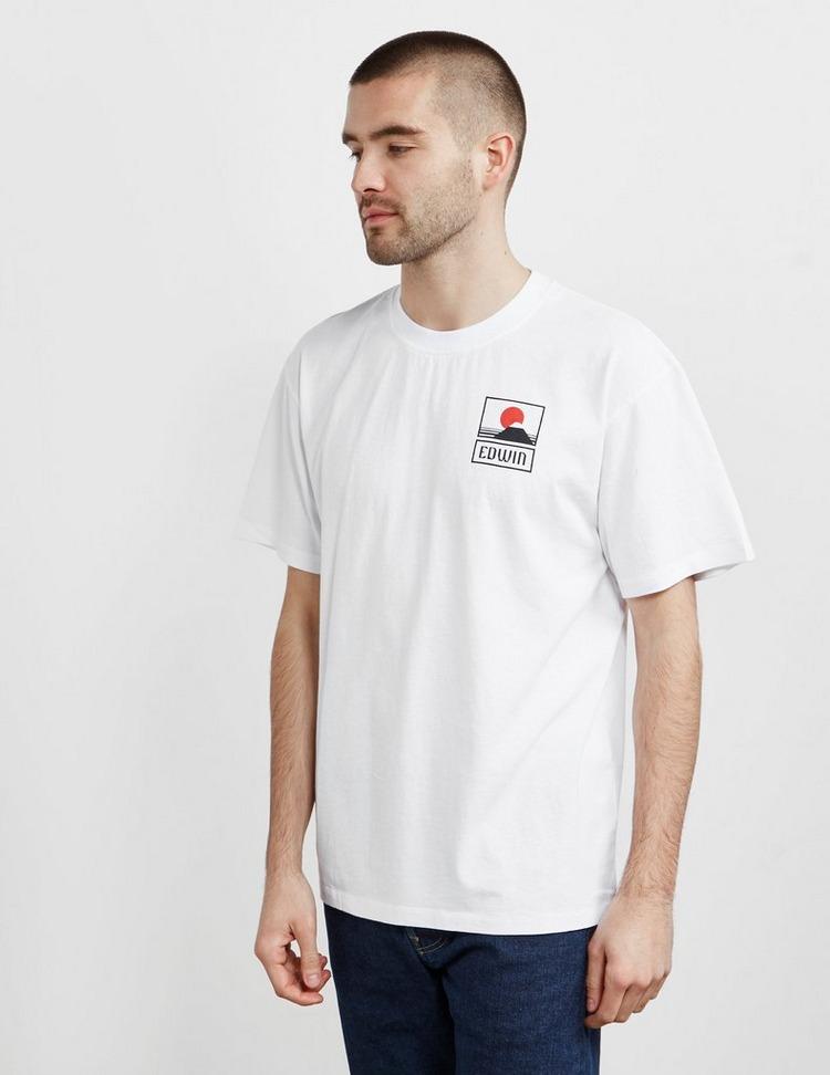 Edwin Fuji Short Sleeve T-Shirt