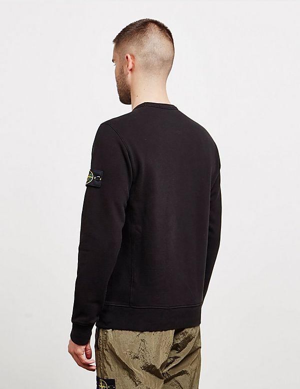 Stone Island Crew Neck Sweatshirt