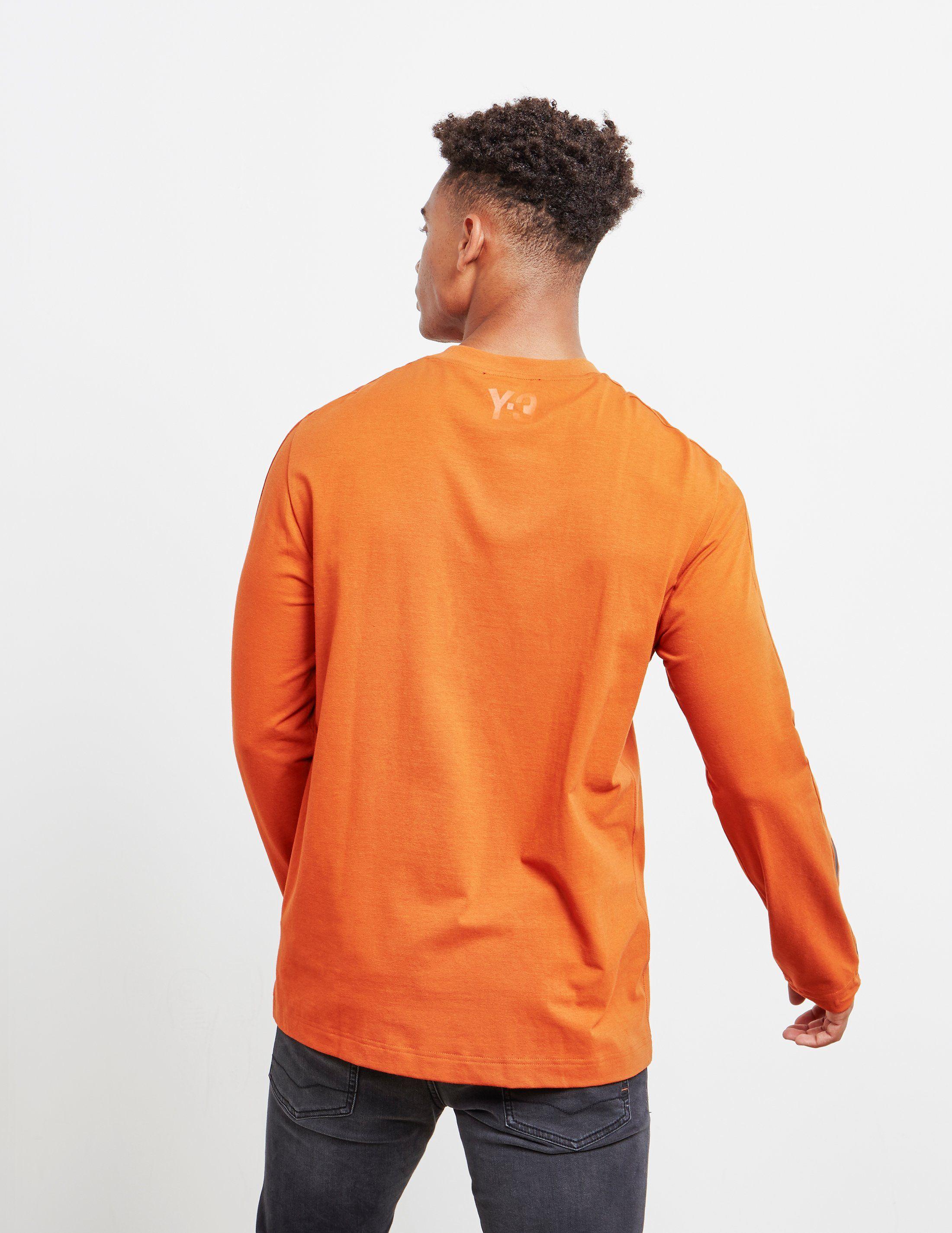 Y-3 Stripe Long Sleeve T-Shirt - Online Exclusive