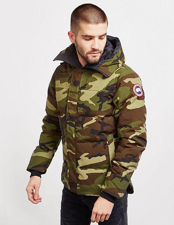 e40ab8b62a58 Canada Goose Macmillan Padded Parka Jacket