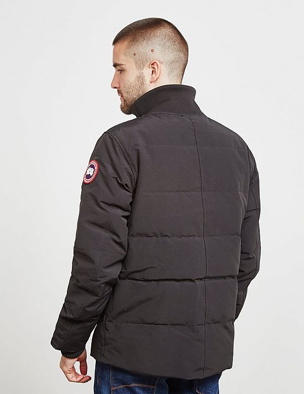 092b32d3d05 Canada Goose Woolford Jacket | Tessuti