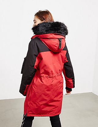 Tommy Hilfiger Colour Block Parka Jacket