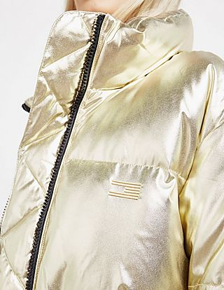 Tommy Hilfiger High Gloss Padded Jacket