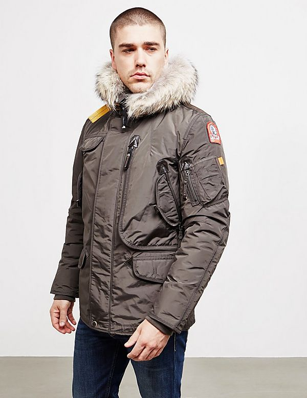 5cff76fcde7f Parajumpers Right Hand Parka Jacket