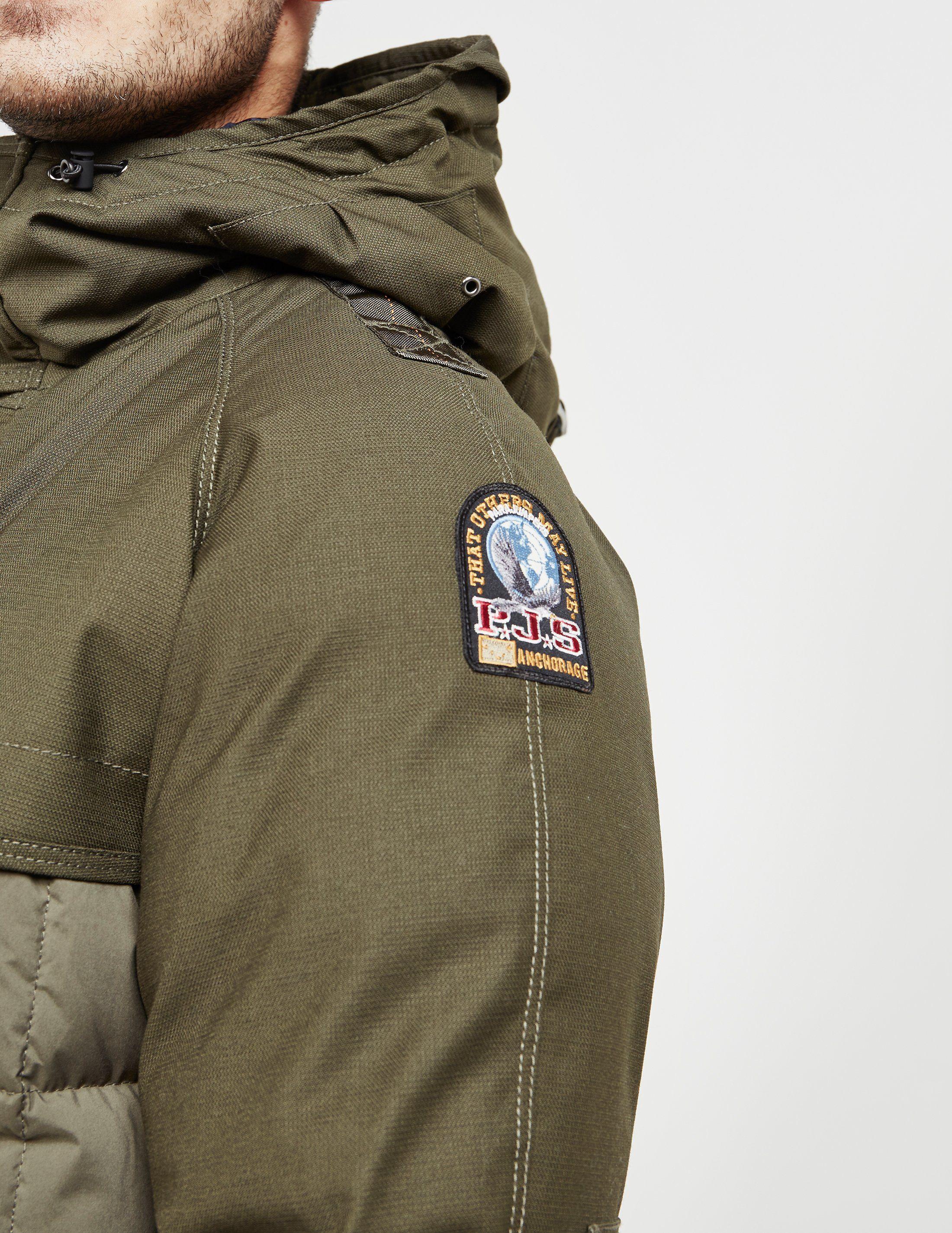Parajumpers Freddy Heritage Parka Jacket - Online Exclusive