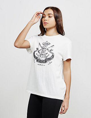 Polo Ralph Lauren Crest Short Sleeve T-Shirt