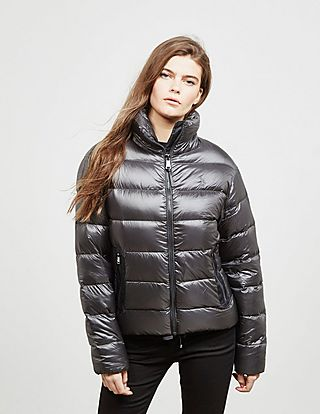 Polo Ralph Lauren Embroidered Down Jacket