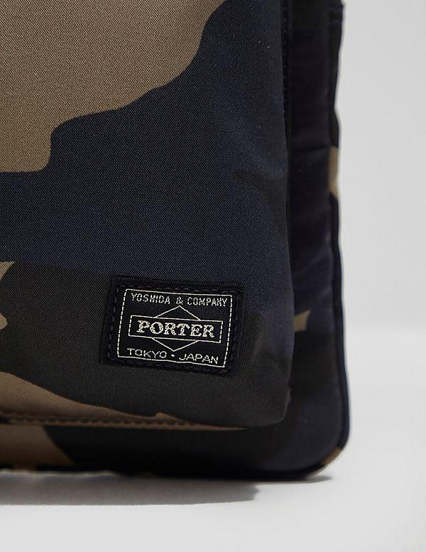 Porter-Yoshida Camo Doc Case