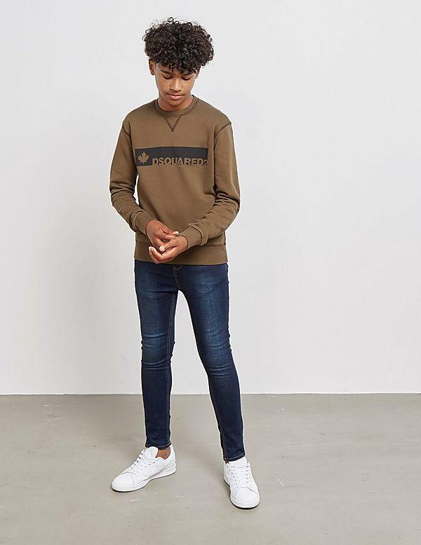 Dsquared2 Bar Logo Sweatshirt