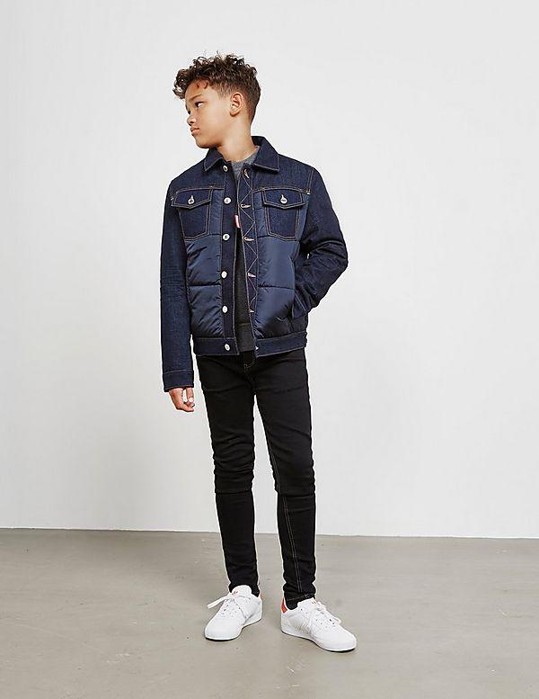 Dsquared2 Padded Denim Jacket - Online Exclusive