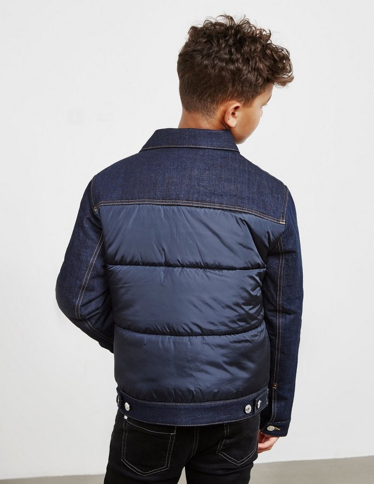 Dsquared2 Padded Denim Jacket - Online Exclusive