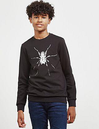 Lanvin Spider Print Sweatshirt
