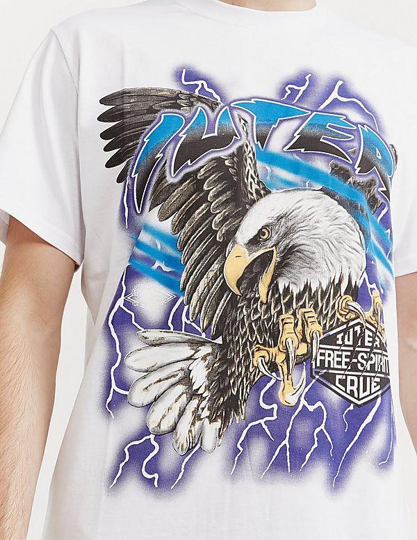 IUTER Thunder Eagle Short Sleeve T-Shirt