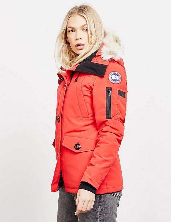 2bb98e7aacc Canada Goose Montebello Padded Parka Jacket | Tessuti