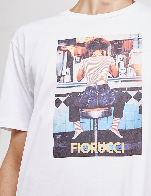 Fiorucci Girl Stool Short Sleeve T-Shirt
