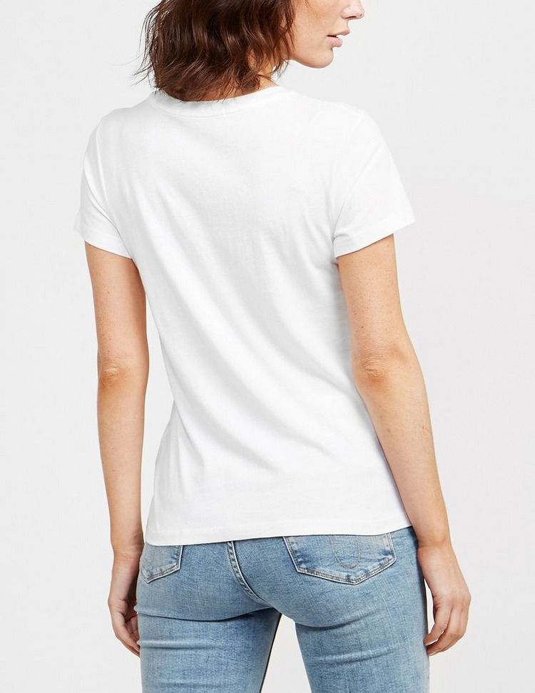 Calvin Klein Jeans Institutional Short Sleeve T-Shirt