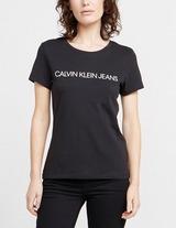 Calvin Klein Jeans Institutional Short Sleeve T-Shirt