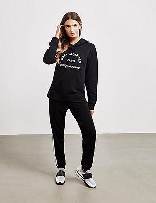 Karl Lagerfeld Logo Hoodie