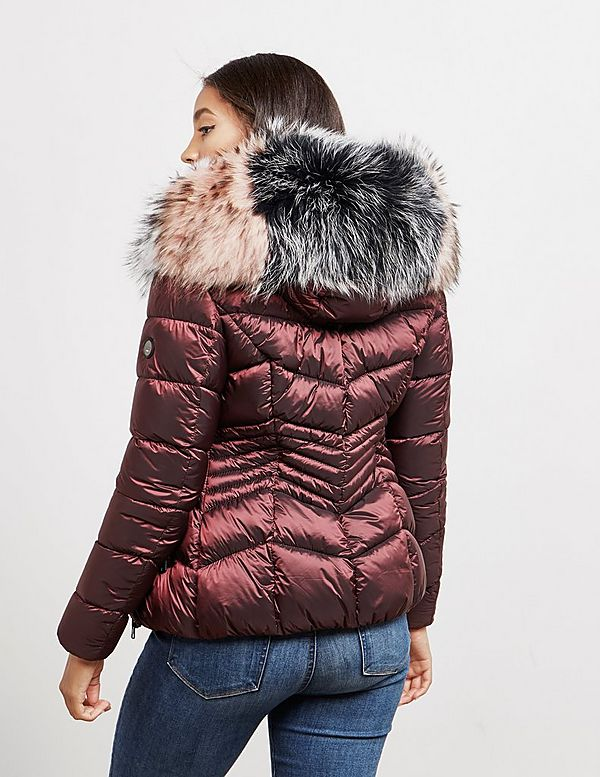 Froccella Quilted Mid Jacket - Online Exclusive