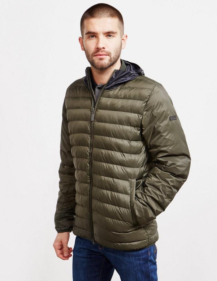 Barbour International Asphalt Quilted Jacket