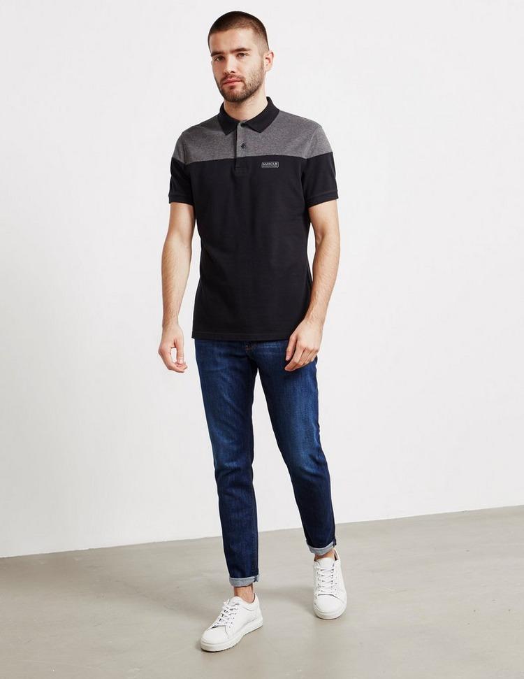 Barbour International Curve Short Sleeve Polo Shirt