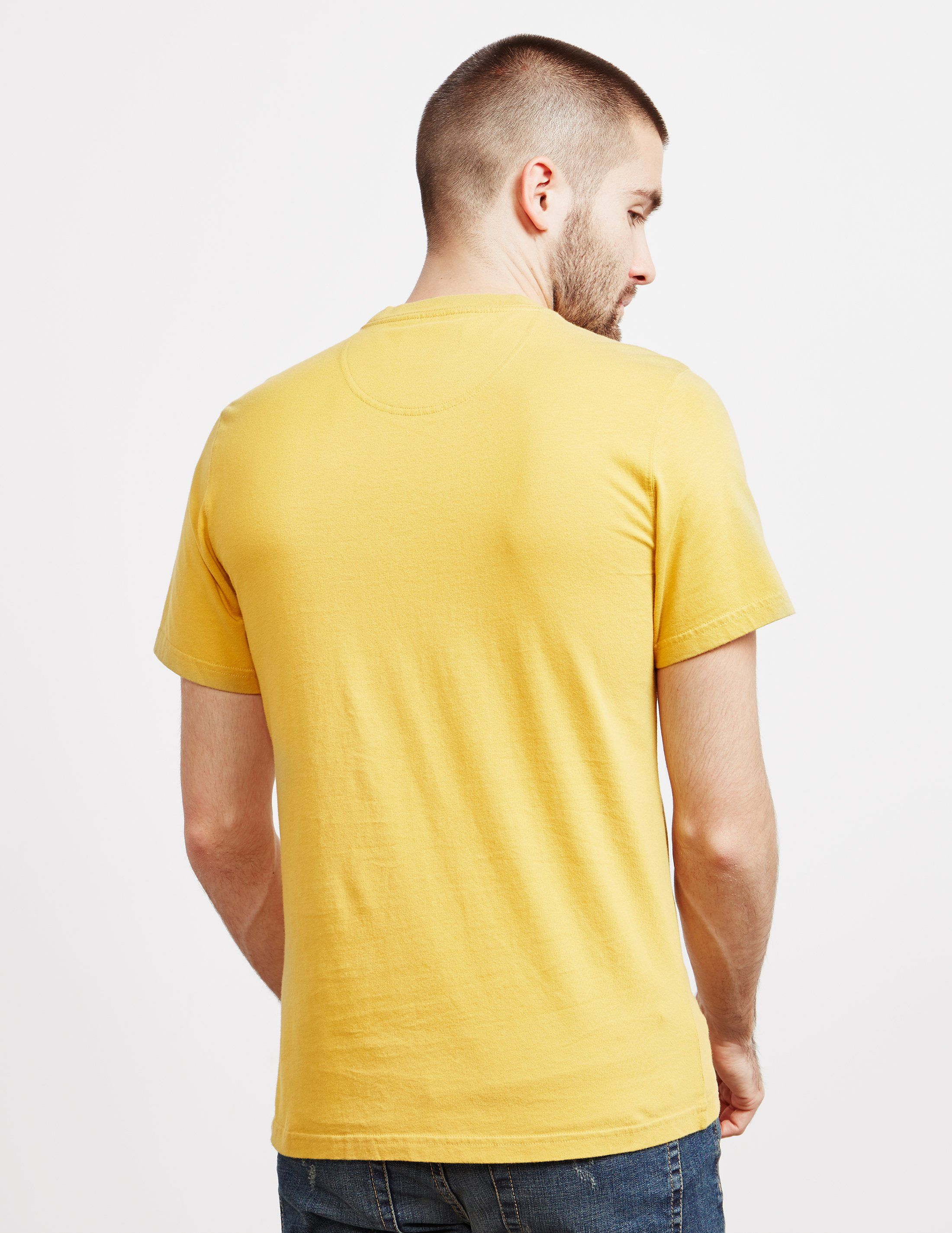 Barbour International Grill Short Sleeve T-Shirt