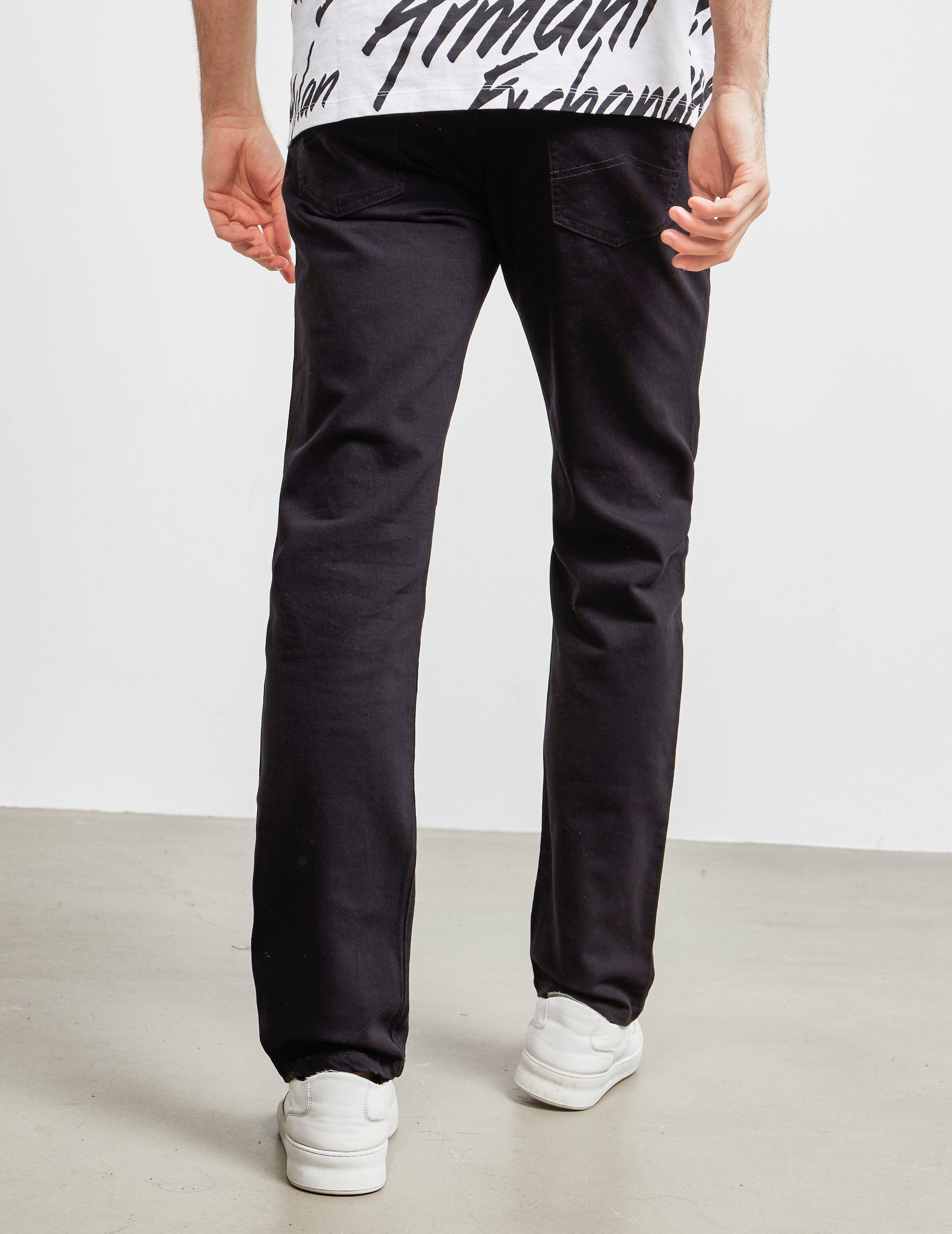 Armani Exchange Straight Jeans