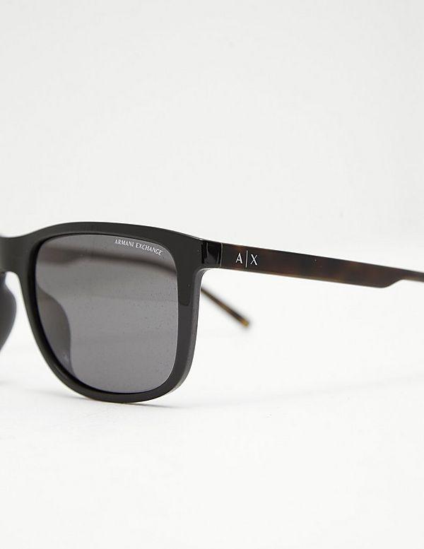Armani Exchange Square Lens Sunglasses