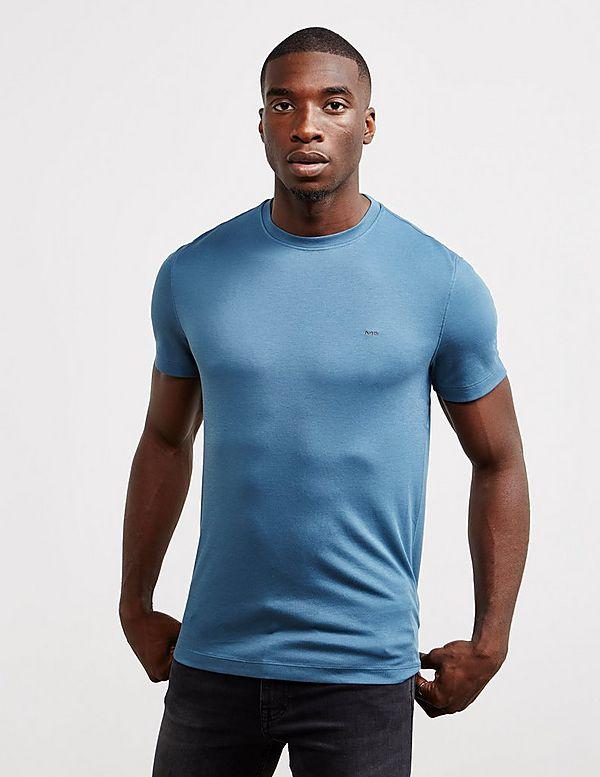 988b8ea4 Michael Kors Sleek Short Sleeve T-Shirt   Tessuti