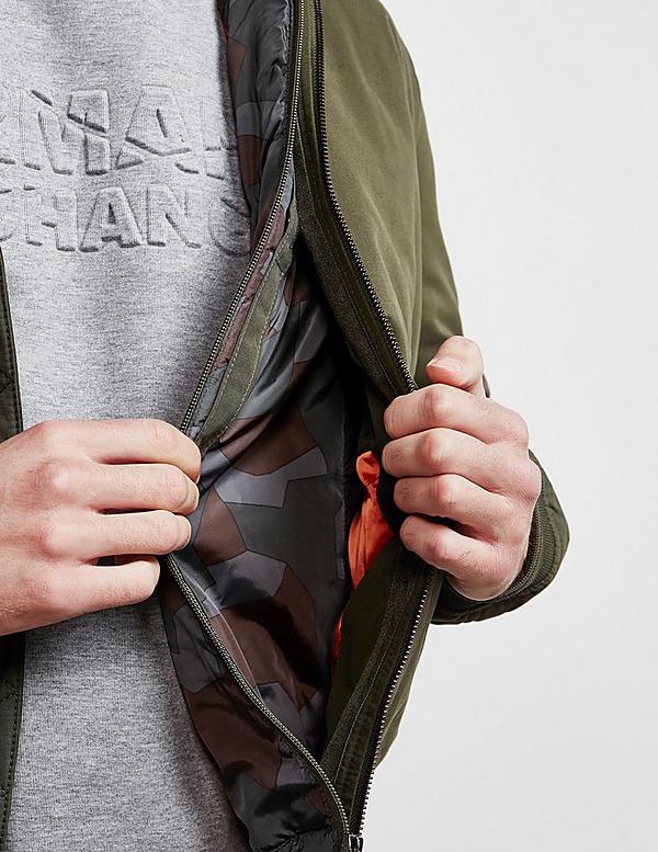Armani Exchange 2 in 1 Bomber Jacket
