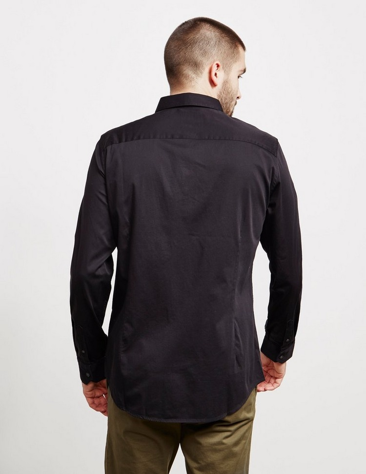 Armani Exchange Stretch Long Sleeve Shirt