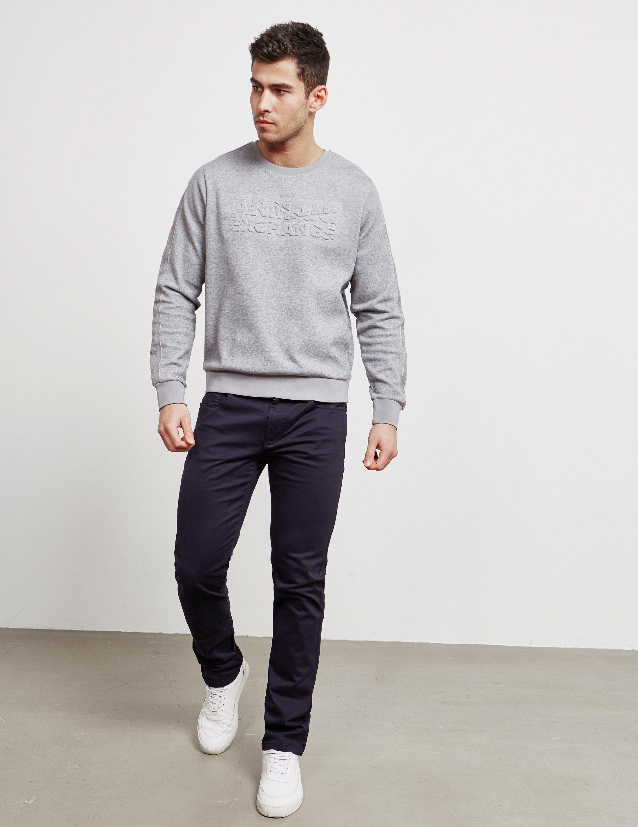 Armani Exchange J13 Slim Cotton Jeans - Online Exclusive