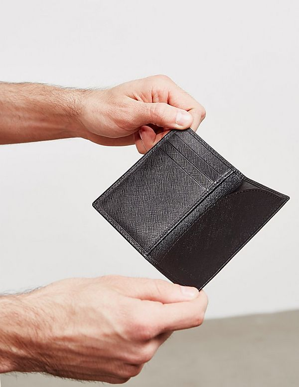 Armani Exchange Card Holder