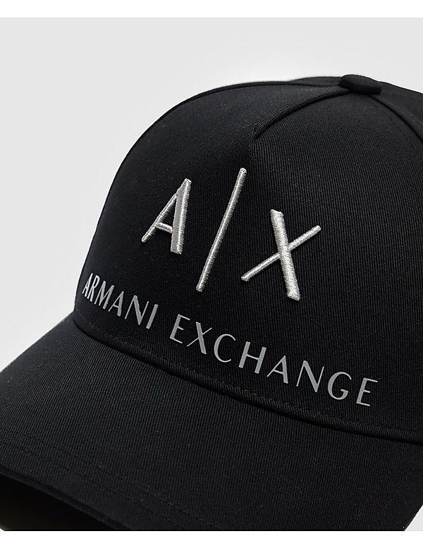 Armani Exchange Cotton Cap