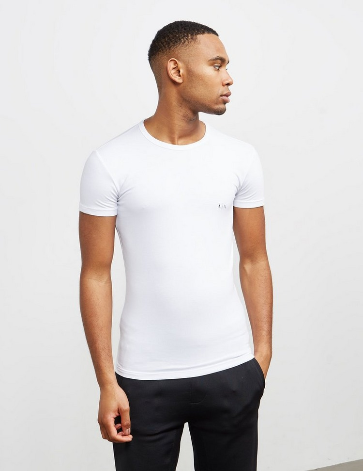Armani Exchange 2-Pack Short Sleeve T-Shirt