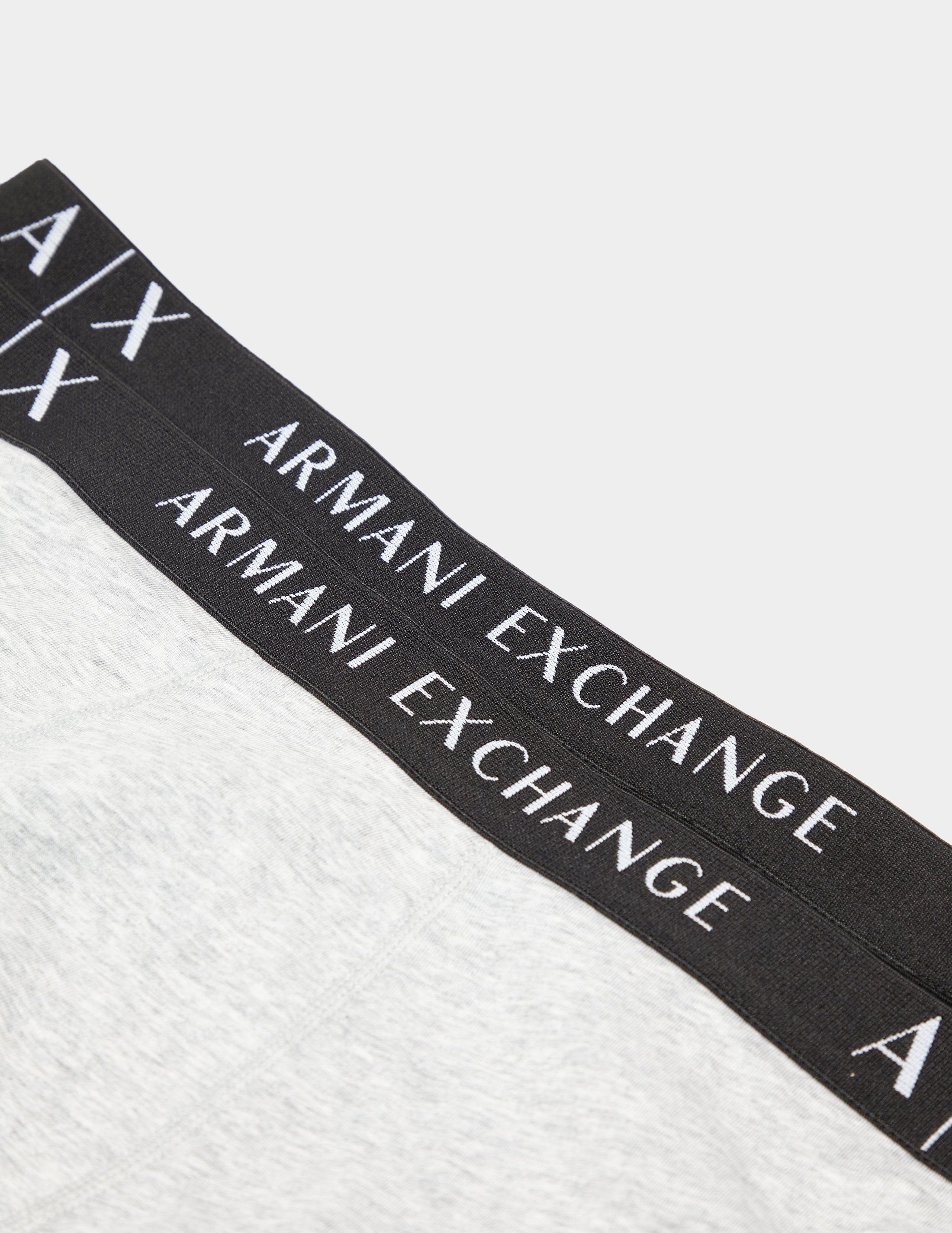 Armani Exchange 2-Pack Boxer Shorts - Online Exclusive