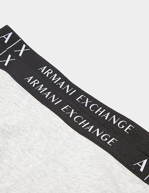 Armani Exchange 2-Pack Boxer Shorts - Online Exclusive