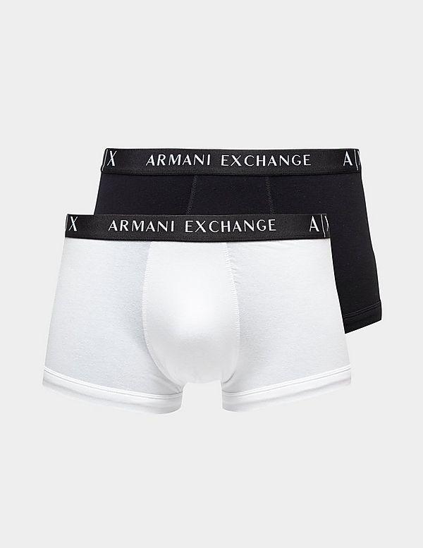 Armani Exchange 2-Pack Boxer Shorts