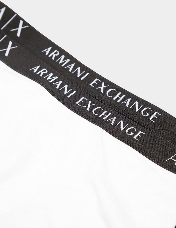Armani Exchange 2 Pack Boxer Shorts